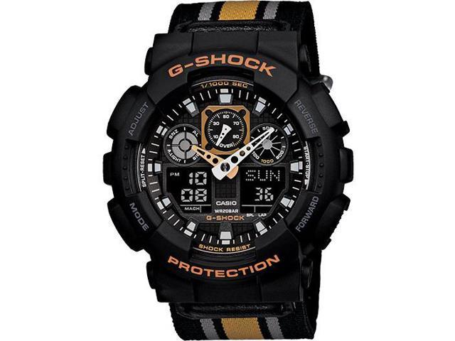 Casio G-Shock Military Analog Digital Watch GA100MC-1A4