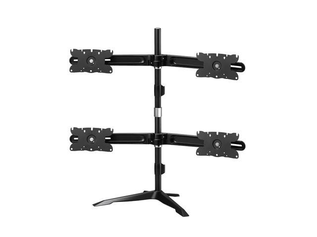 Dyconn Full Aluminum Albatross Quad LED Display Monitor Mount