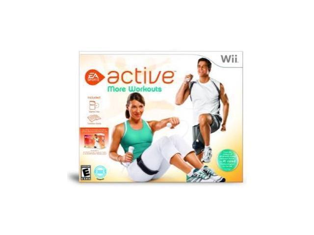 Wii EA Sports Active: More Workouts