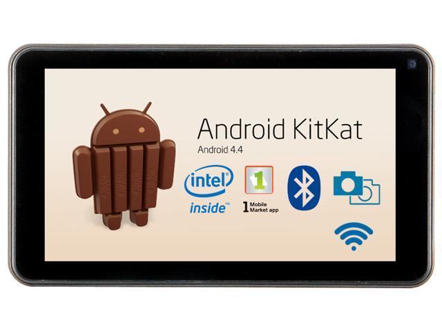 vital mini 7i intel inside 7 inch Atom 1.2GHz 1G DDR3 8GB eMMC Dual Cameras bluetooth 4 Android 4.4 Tablet PC