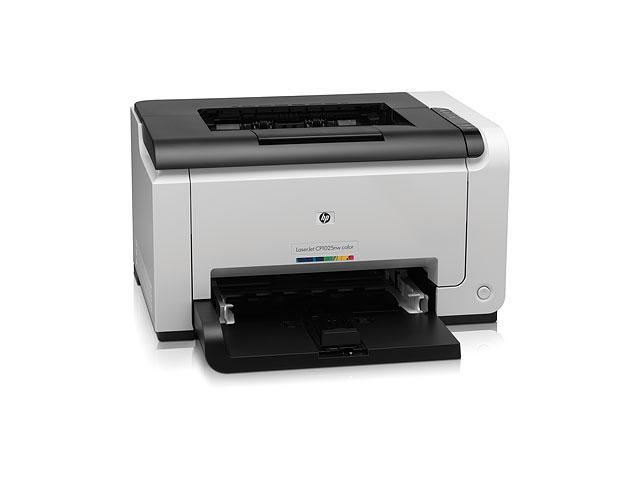 HP LaserJet Pro CP1025NW(CE914A#BGJ) Laser Color Printer 600 x 600dpi 17ppm Wireless Printer