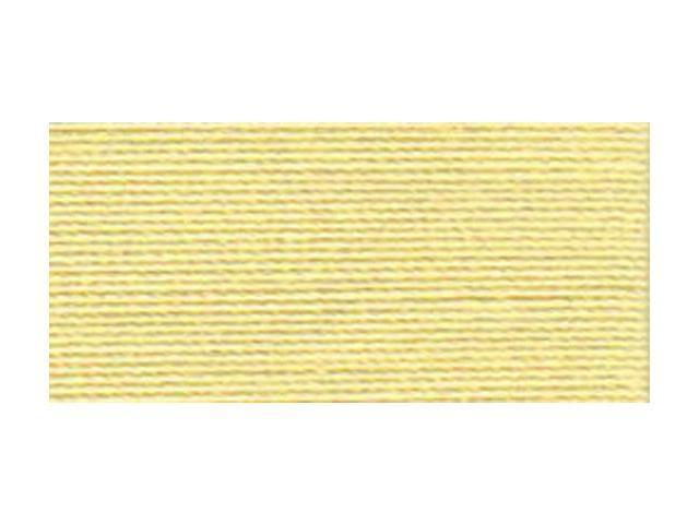 Lizbeth Cordonnet Cotton Size 20-Yellow Light