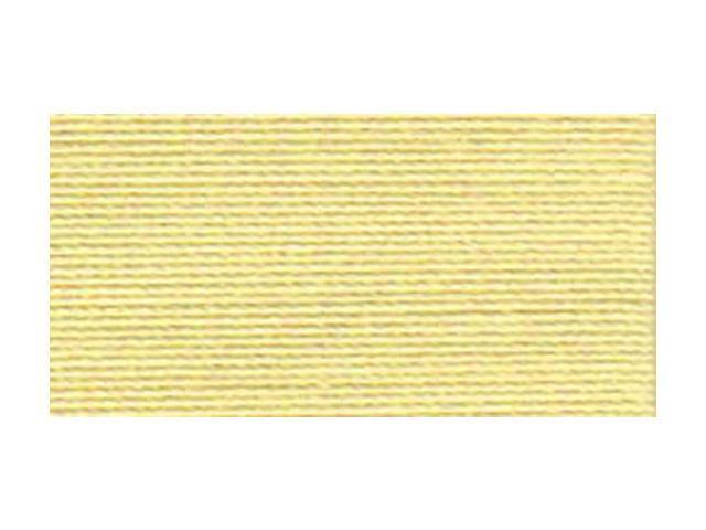 Lizbeth Cordonnet Cotton Size 3-Yellow Light