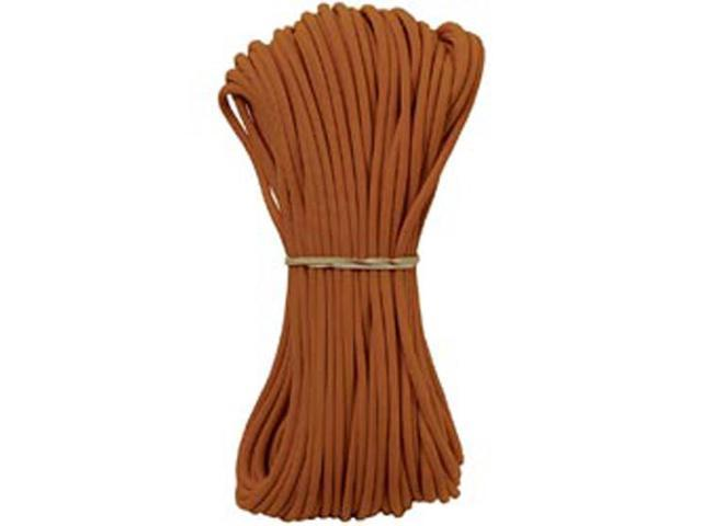 Parachute Cord 4mm X 100'-Copper