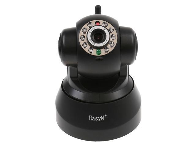 EasyN Wireless LED 2-Way Audio Network IR Nightvision Camera