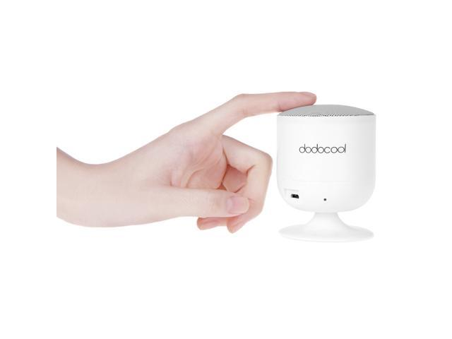 mini Portable Wireless Bluetooth Speaker Micro USB cable Appealing design Rotating Handsfree Mini Speakerphone Bass Subwoofer with Mic Superb ...
