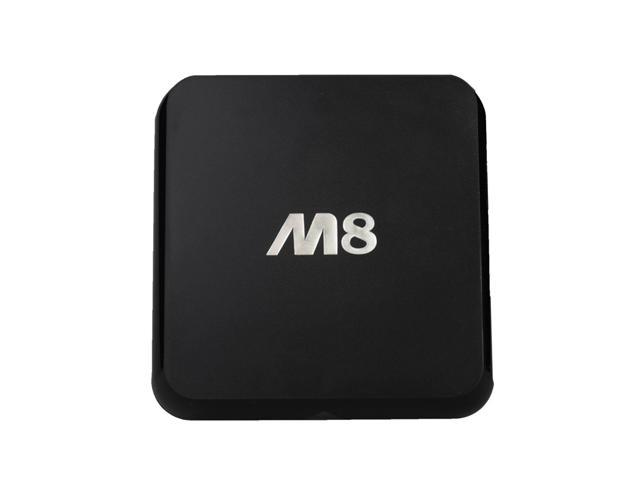 EM8 TV Box Media Player Android 4.4 2GHz Quad Core Mali450 4K H.265 2G/8GB DOLBY XBMC Miracast Bluetooth Wifi