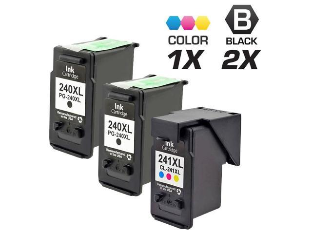 3 Canon PIXMA MG2120 Ink Cartridges Combo Pack (High Yield) (compatible)