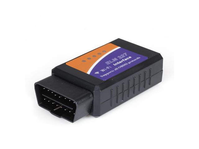 ELM327 WIFI OBDII OBD2 Car Diagnostic Interface Scanner Adapter For iPhone iPad