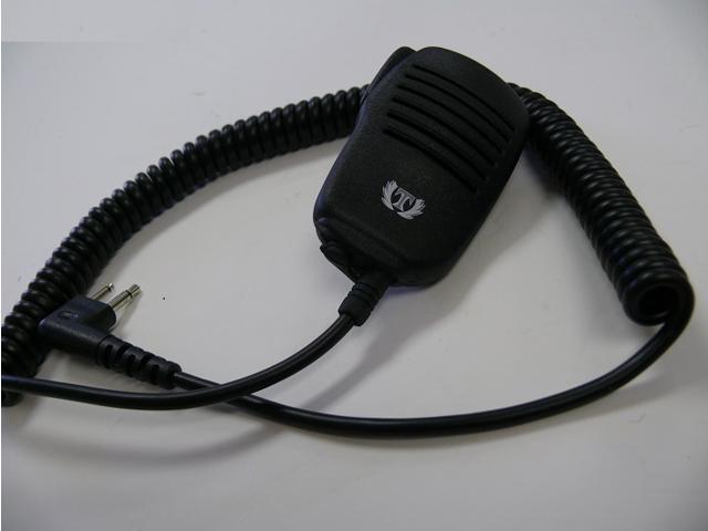 Titan-Water Resistant Speaker Microphone for Motorola 2 Pin Radios CP200 CP185 P110