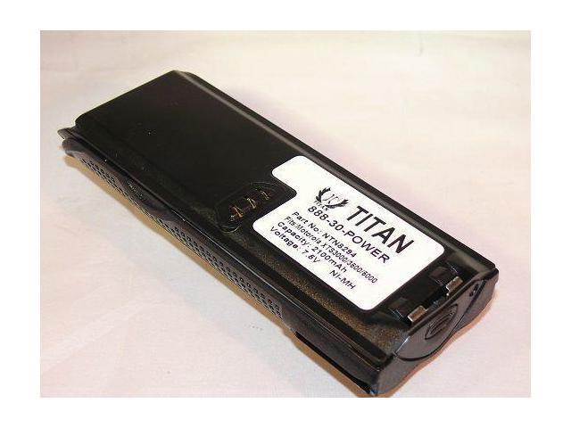 Titan® NTN8294/8610 Battery for Motorola XTS3000, XTS3500, XTS4250 2100MAH NIMH