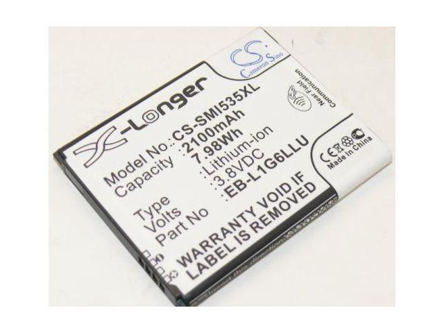 2100mAh Replacement Battery EB-L1G6LLU for Samsung Galaxy S3 S 3 III i9300