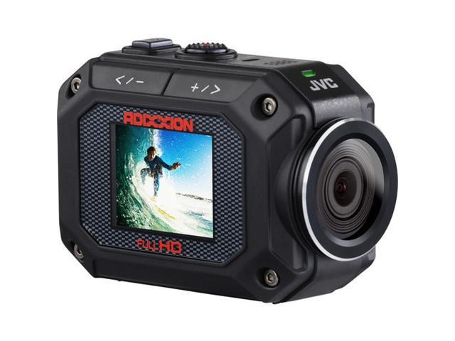 JVC ADIXXION GC-XA2 Full HD Action Camera
