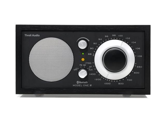 Model One Bluetooth AM/FM Radio (Black Ash/Black)