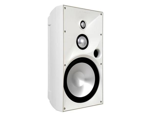 Samsung OE8 Three Outdoor Elements 3-Way Outdoor Speaker - Each (White)