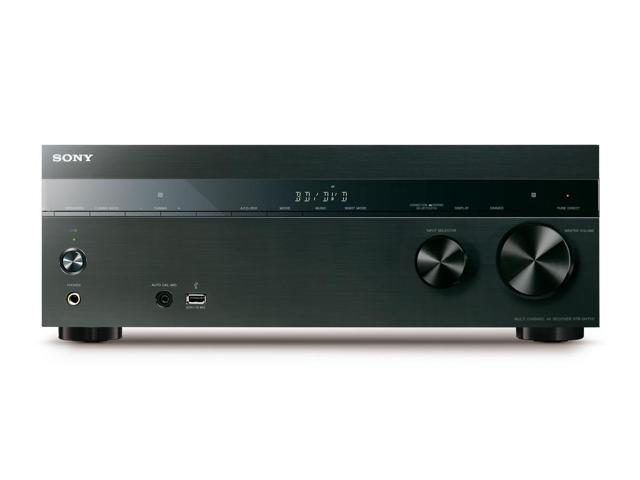 Sony STR-DH750 7.2-Channel AV Receiver with Built-In Bluetooth (Black)