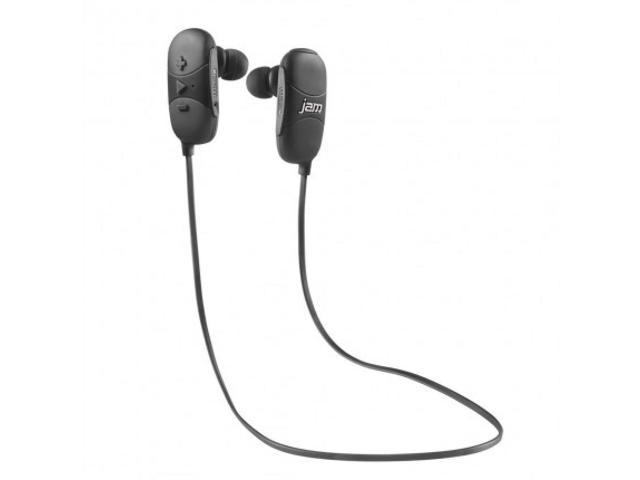 HMDX Jam Transit Wireless Ear Buds (Black)
