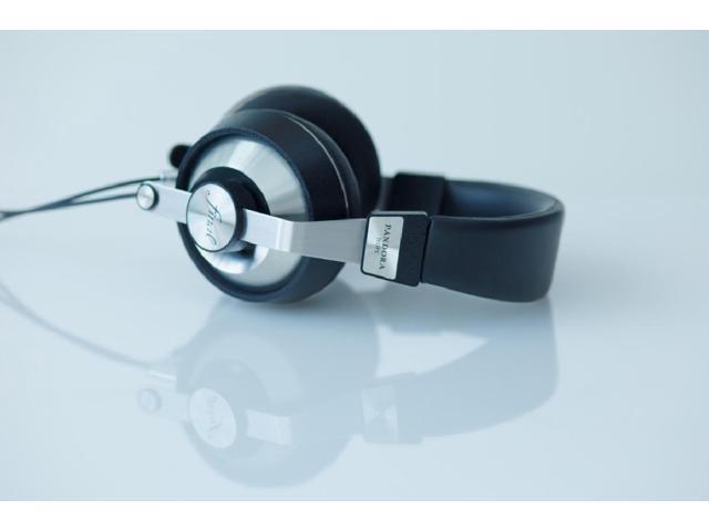 Astell&Kern Final Audio Design Pandora Hope VI Dynamic Driver Over-Ear Headphones (Black)