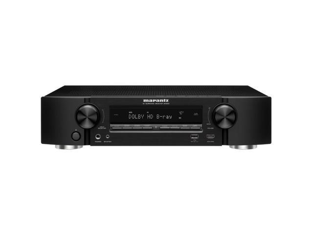 Marantz NR1605 5.1 AV Receiver With Airplay/Bluetooth