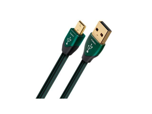 AudioQuest Forest USB to Mini High Definition Digital Audio Cable - 5.0M