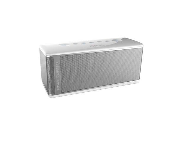 TurboX High Performance Premium Mobile Bluetooth Speaker (Silver)