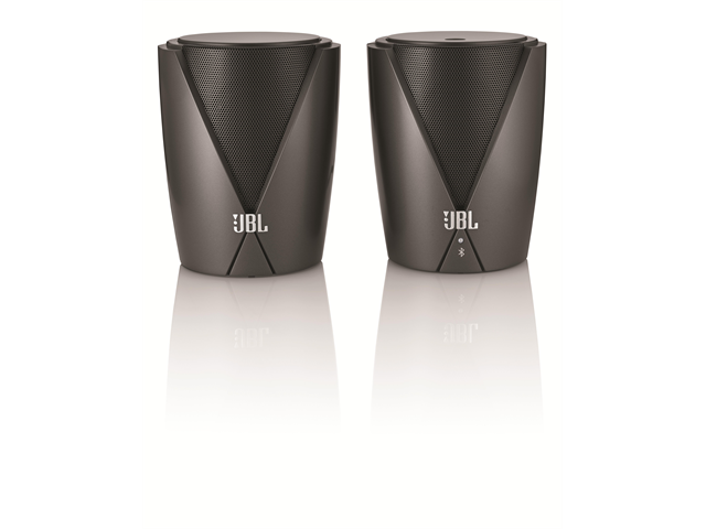 JBL Jembe Bluetooth Wireless Desktop Speakers (Black)