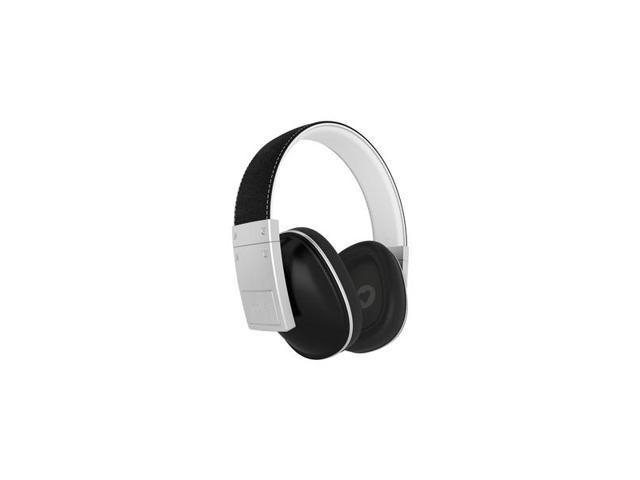 Polk Audio Buckle Over-Ear Headphones with 3-Button Apple Control and Mic (Black)