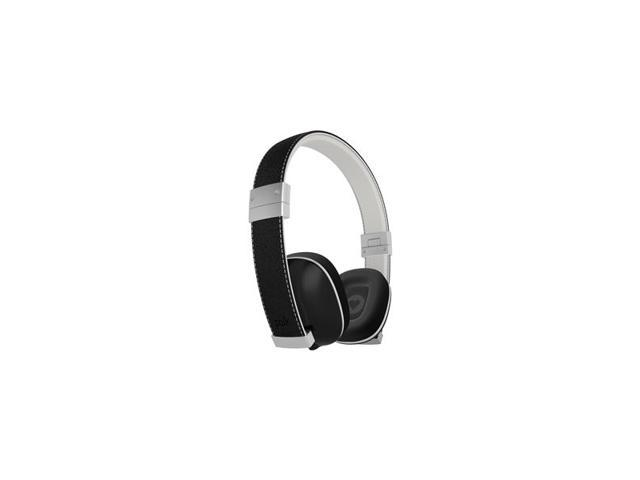 Polk Audio Hinge On-Ear Headphones with 3-Button Apple Control and Mic (Black)
