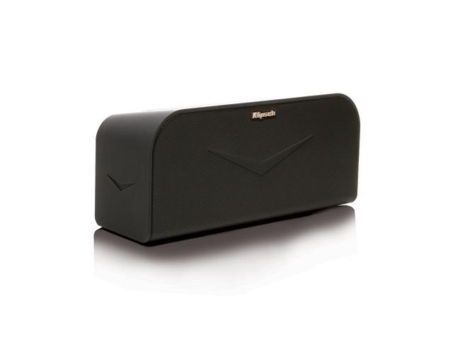 Klipsch KMC 1 Music Center Portable Bluetooth Speaker (Black)