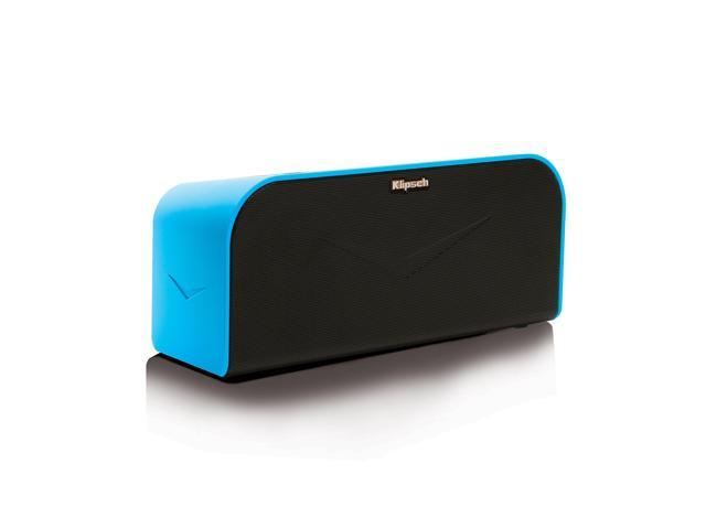 Klipsch KMC 1 Music Center Portable Bluetooth Speaker (Blue)