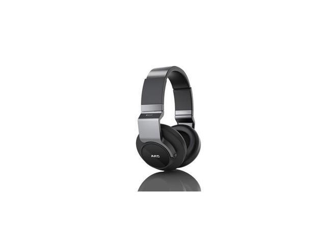 AKG K845 Bluetooth Over-Ear Headphones (Black)