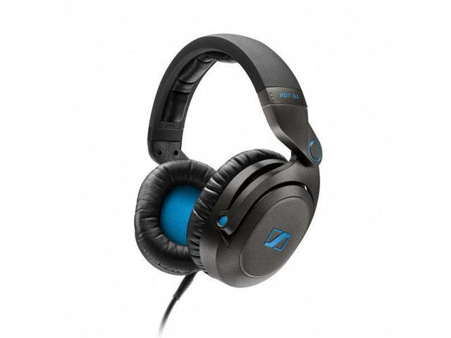 Sennheiser HD7 DJ Closed Over-Ear DJ Headphones (Black)