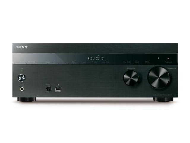 Sony STR-DH550 7.2 Channel 4K AV Receiver