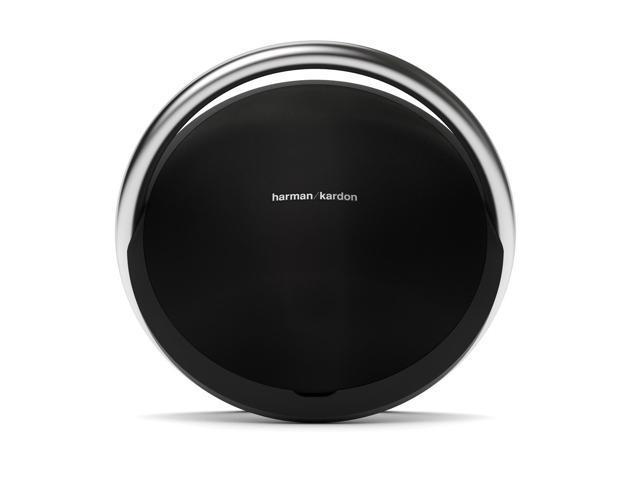 Harman Kardon Onyx Wireless Portable Bluetooth Speaker with AirPlay (Black)