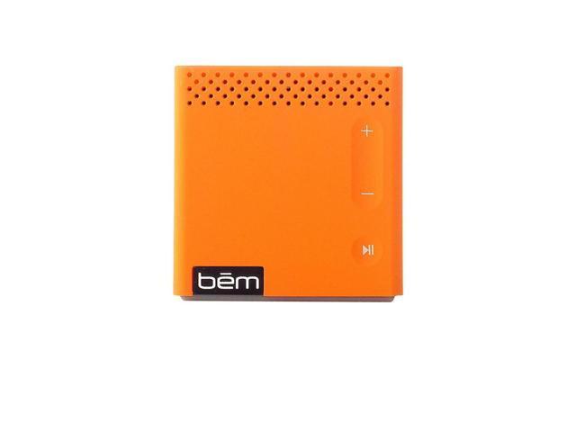 BEM Wireless HL2022D Mobile Wireless Bluetooth Speaker (Orange)