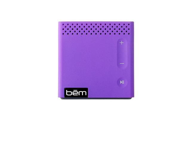 BEM Wireless HL2022E Mobile Wireless Bluetooth Speaker (Purple)