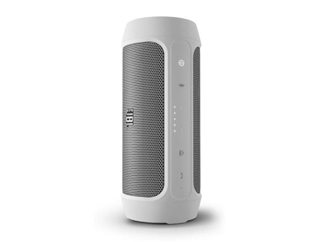 JBL CHARGEIIWH Charge 2 Portable Bluetooth Stereo Speaker-Each (White)