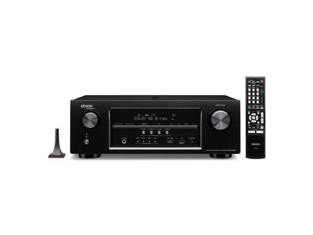 Denon AVR-S700W 7.2 Channel AV Receiver With 4K Capability/Bluetooth/Wifi