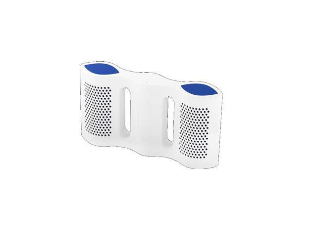 NYNE Aqua Floating Waterproof Bluetooth Speaker (Whitey / Blue)