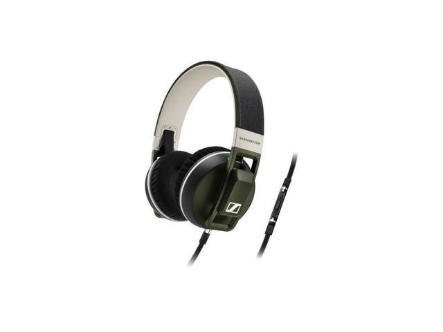 Sennheiser Urbanite XL Over-Ear Headphones with iPhone Remote (Olive)