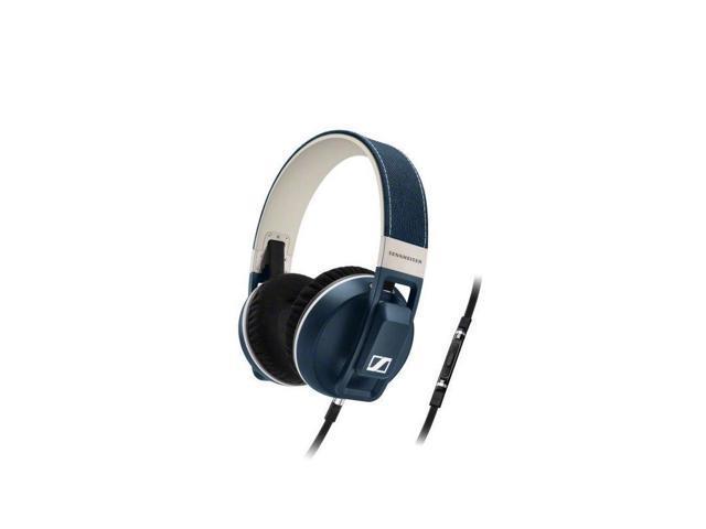 Sennheiser Urbanite XL Over-Ear Headphones with iPhone Remote (Denim)