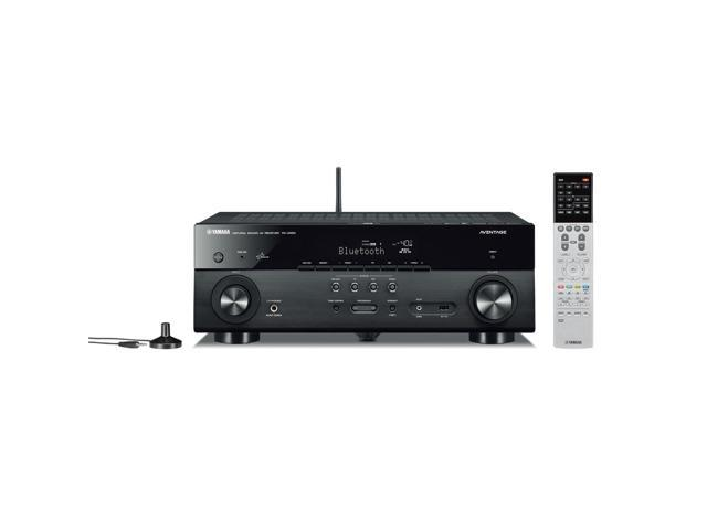 Yamaha RX-A550 5.1-Channel AVENTAGE Network AV Receiver with Bluetooth/HDCP 2.2