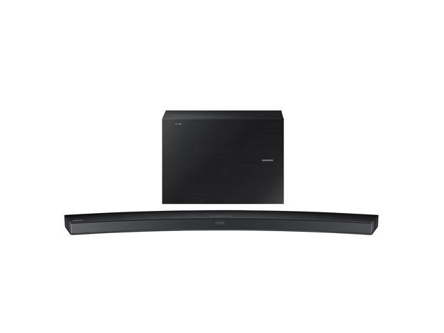 Samsung HW-J6500 5.1 Channel Curved Soundbar With Wireless Subwoofer (Black)