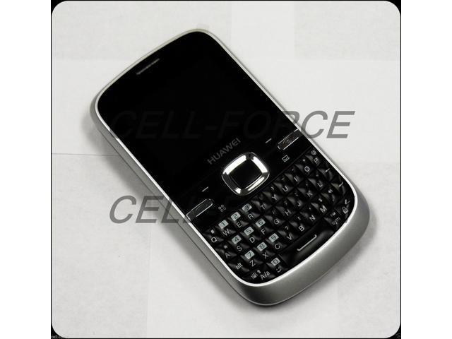 New Huawei HU-G6008 Tri Sim Triple Chip QWERTY Unlocked GSM Quadband Phone