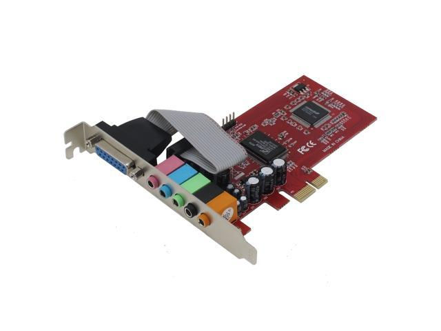 SEDNA - PCI Express 6 Channel Sound Card