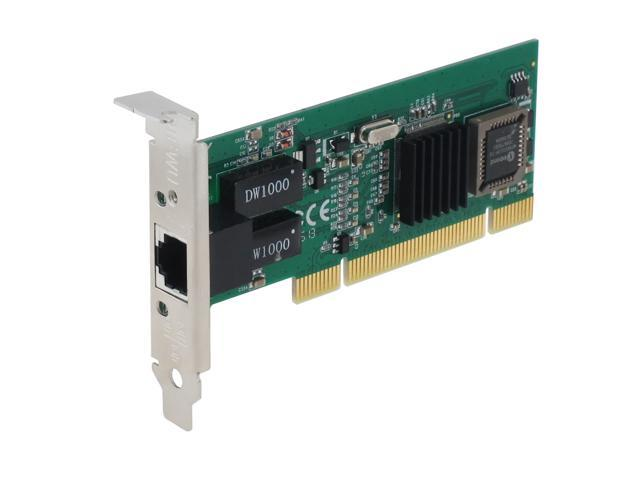 SEDNA - PCI 10/100/1000Mbps Gigabit Network Adapter with Low Profile Bracket