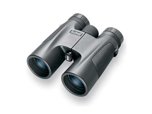 Bushnell 10x42 Powerview Roof Prism Medium Binoculars, Black, Box Pack