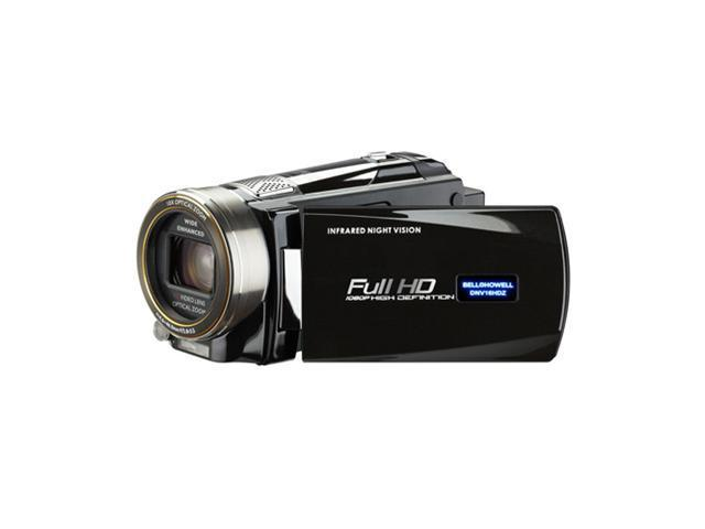 BELL+HOWELL Rogue Night Vision 1080p Camcorder (Black)