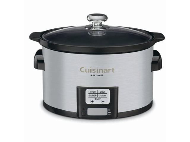 Cuisinart PSC-350FR PSC-350 Refurbished Programmable Slow Cooker