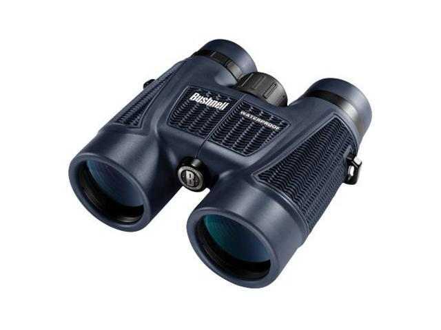 Bushnell H2O Waterproof/Fogproof Roof Prism Binoculars, 8 x 42-mm - Black